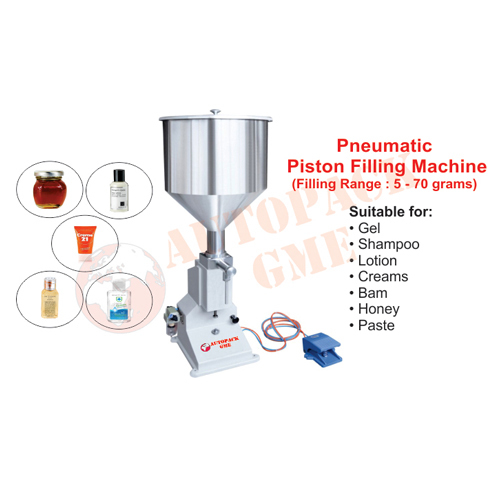 Pneumatic Tube Filling Machine