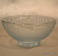 GLASS BOWL FOR LUNCH AND DINNER