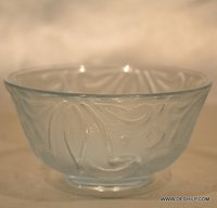 CUTTING GLASS BOWL