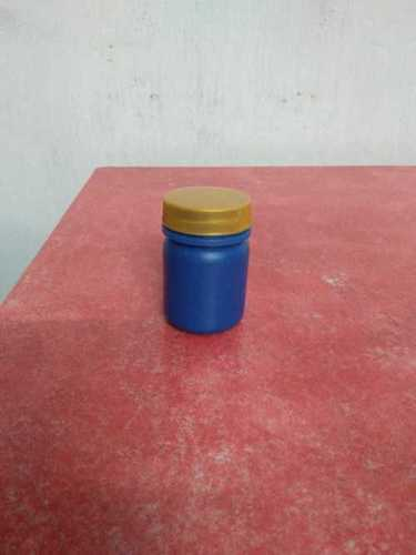 HDPE Color Medicine Bottle