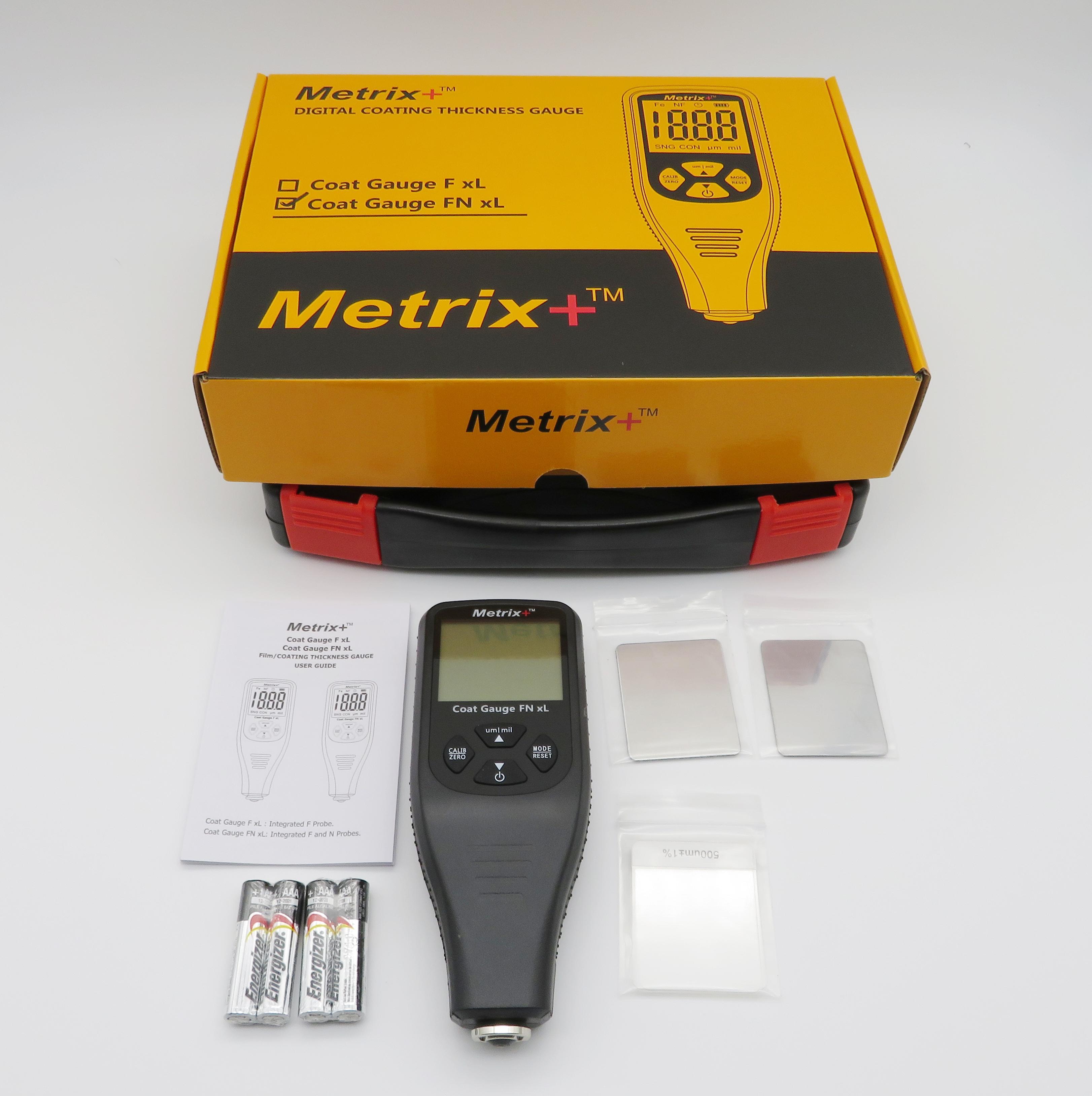 Metrix+ Coat Gauge FN xL