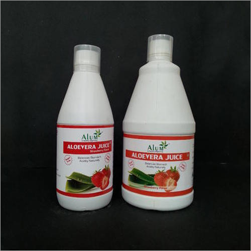 Aloe Vera Juice Strawberry Flavor