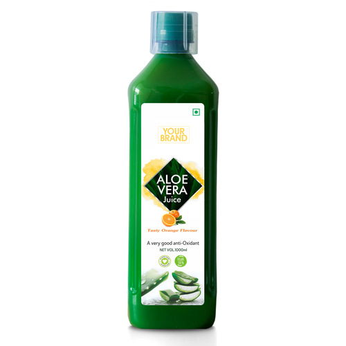 Apple Flavour Aloe Vera Juice