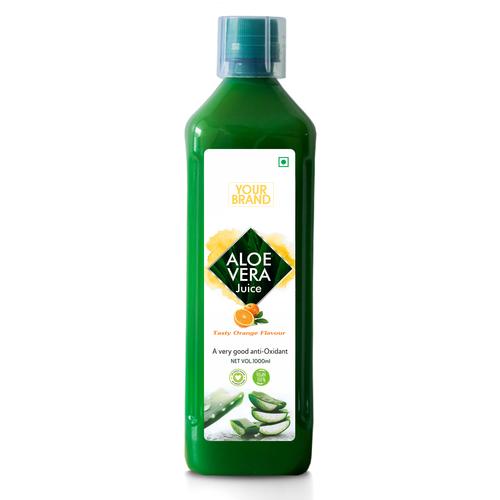 Apple Flavour Aloe Vera Juice