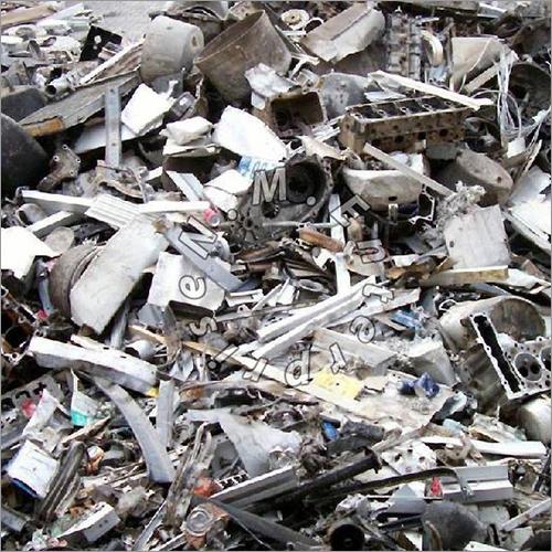 Aluminium Mixed Scrap