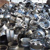 Aluminium Wheel Scraps