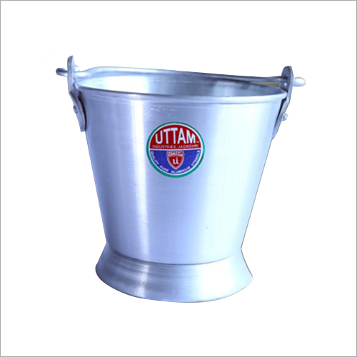 Traditional Aluminium Bucket