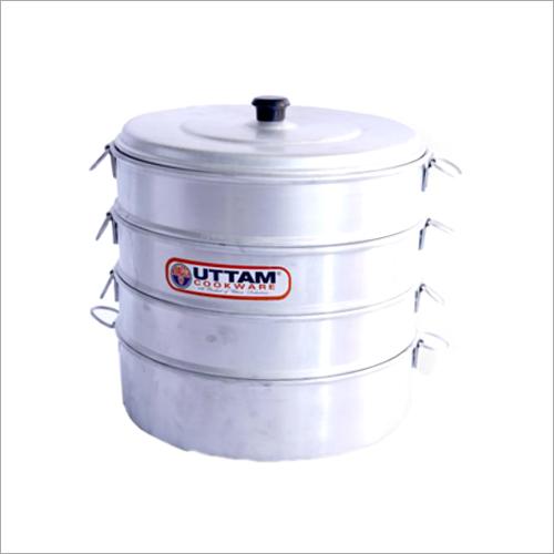 Aluminium Momos Steamer