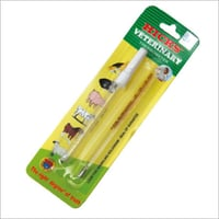 Veterinary Prismatic Clinical Thermometer