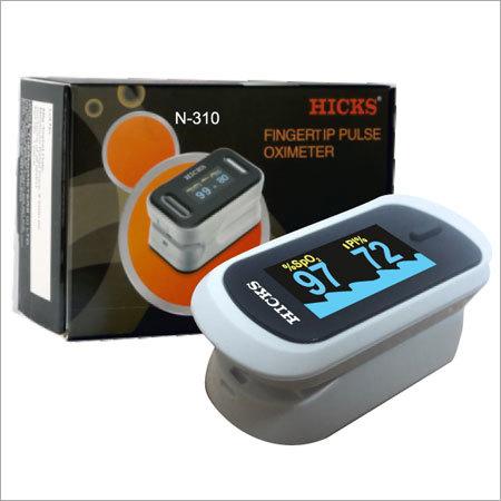 Finger Tips Pulse Oximeter