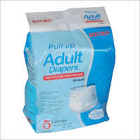 Pullup Adult Diaper