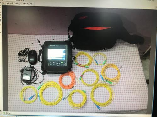 Handheld JDSU smart otdr 100AS OTDR