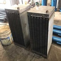 Fluid Bed Dryer Heat Exchangers