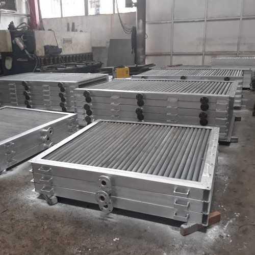 Rice Mill Heat Exchangers / Steam Heaters