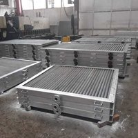 Rice Mill Heat Exchangers / Steam Heaters