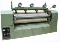 Shrinking Pleating Machine