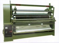 Comb Pleating Machine