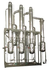 Counter Flow Falling Film Evaporator