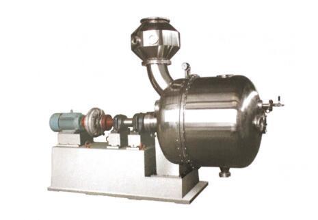 Horizontal Centrifugal Thin Film Vacuum Evaporator