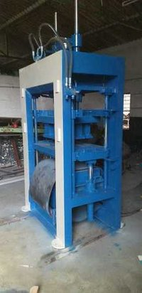 Hydraulic Operated Fly Ash Brick Making Machine