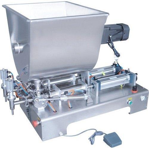 Thick Cream Filling Machine