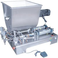 Thick Cream Filling Machine