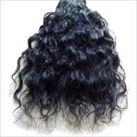 Black Curly Bulk Hair
