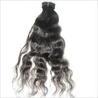 Black Deep Wavy Hair