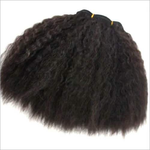 Kinky Human Hair