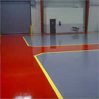 Epoxy Red Color