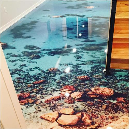 3D Beach Floor
