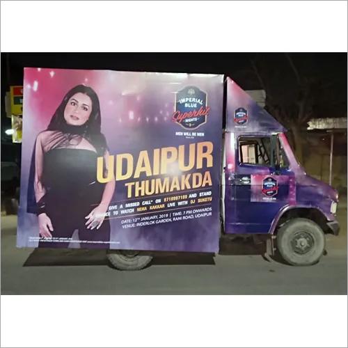 Road Show Promotion Van Manufacturer