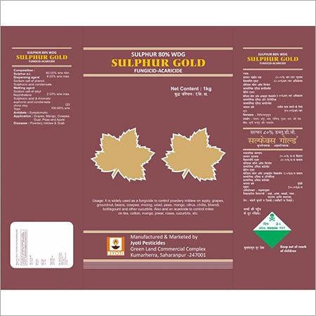 Sulphur Gold