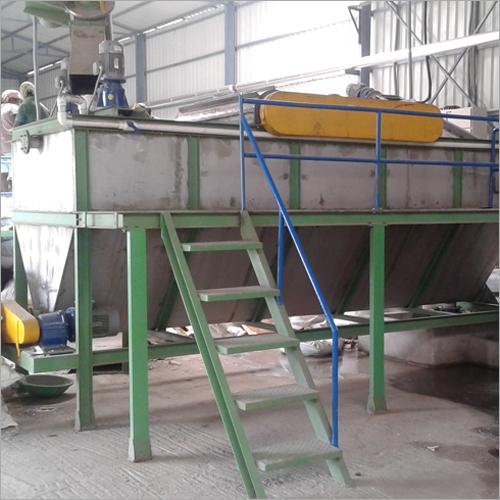 Gravity Separator Plastic Recycling Machine