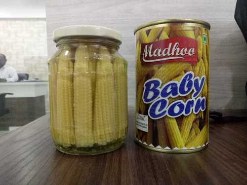 baby corn processing plant