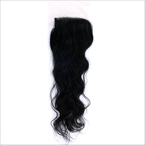 Wavy hair Closure