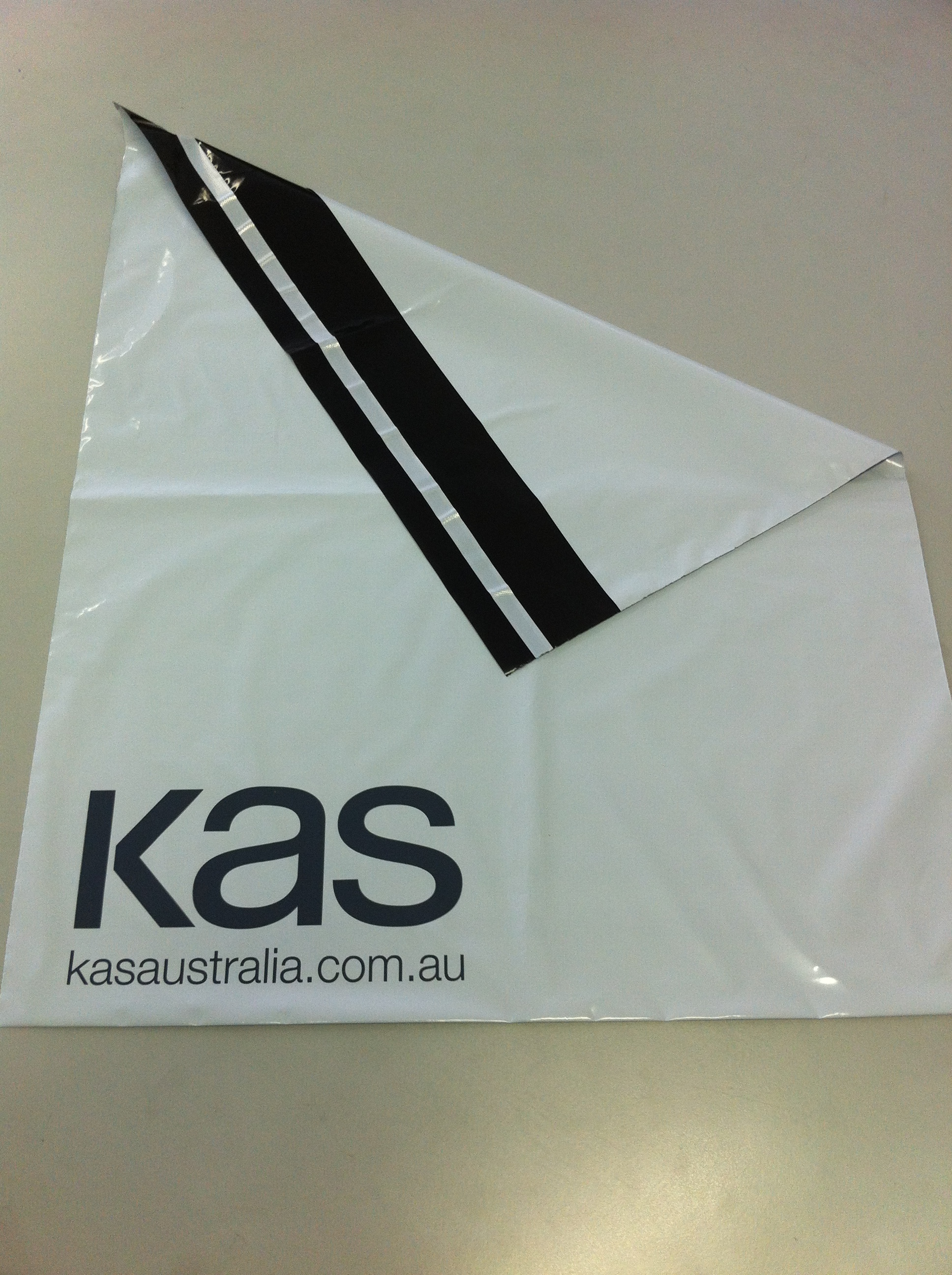 Plain & Printed Courier Bags