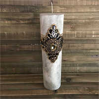 HandMade Pillar candle