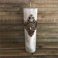 HandMade Pillar candle