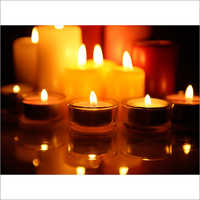 Filled Candles