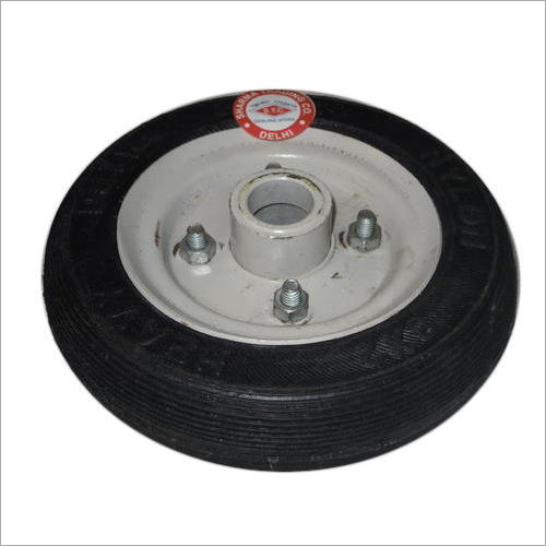 Generator Trolley Wheel (Plate type)