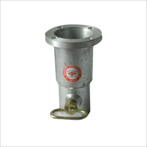 Vibrator Hosing Aluminium Round Type