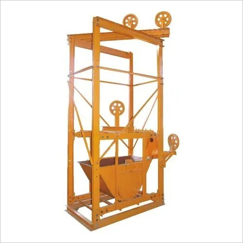 Column Type Tower Hoist