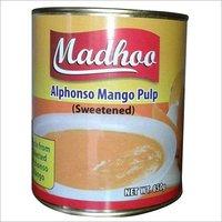 Alphonso Mango Pulp (Sweetened)