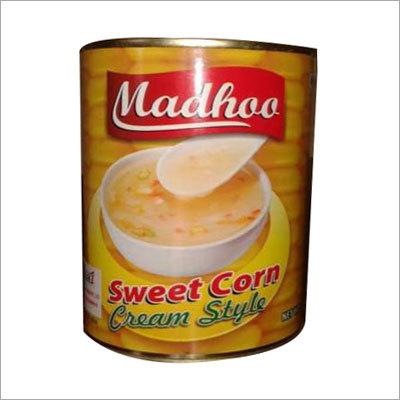 Sweet Corn Cream Style
