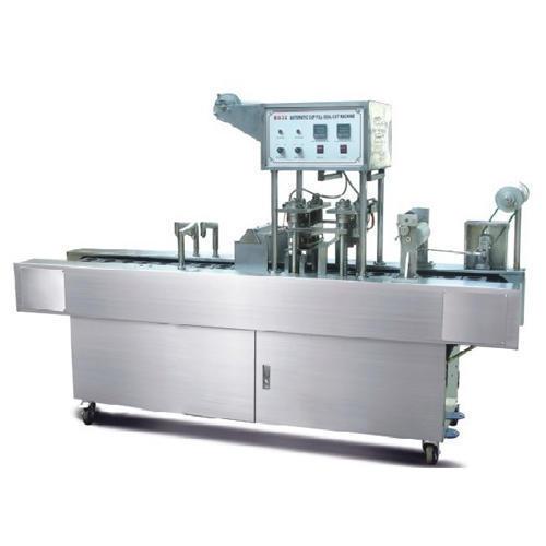 HDPE Bottle Filling & Sealing Machine