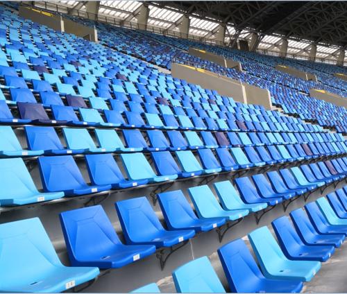 Diamond Gymnasium Audience Seats