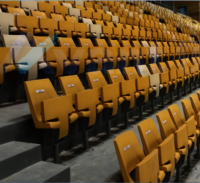 Diamond Gymnasium Audience Seats