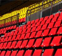 Gymnasium Audience Seats