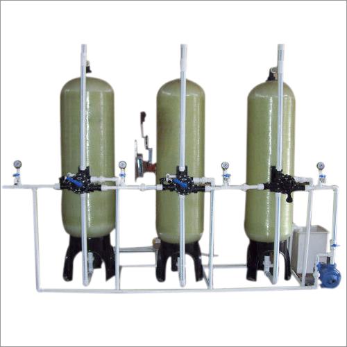 Industrial DM Water Plant